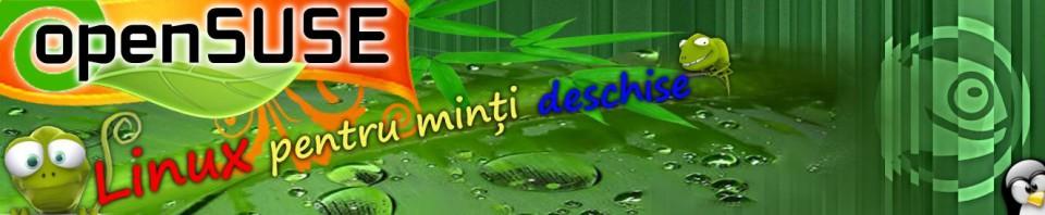 openSUSE Romania
